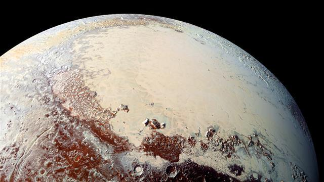 Scientists Take a Closer Look at Pluto's Mysteries