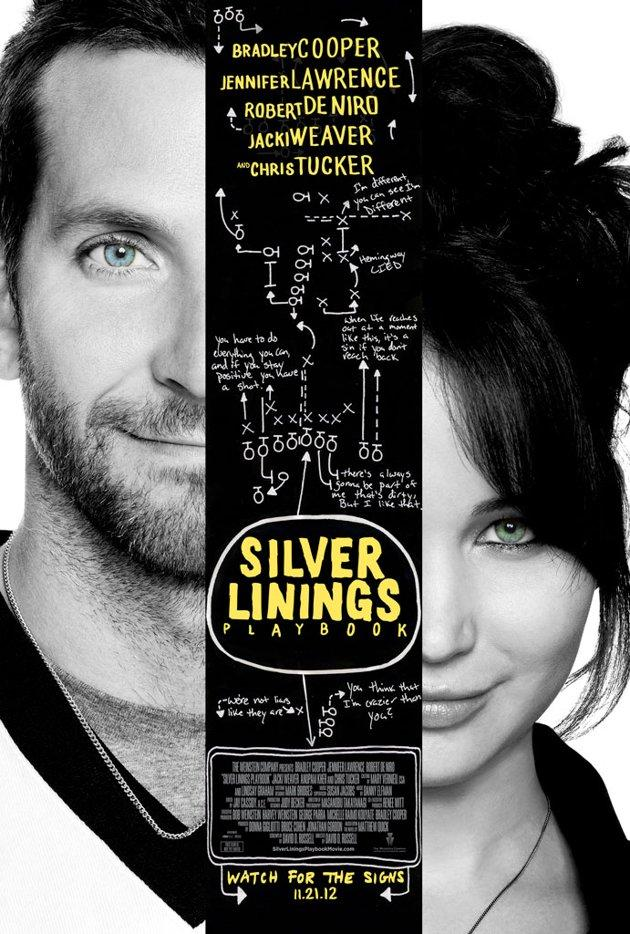 <p><strong>Silver Linings Playbook</strong></p>