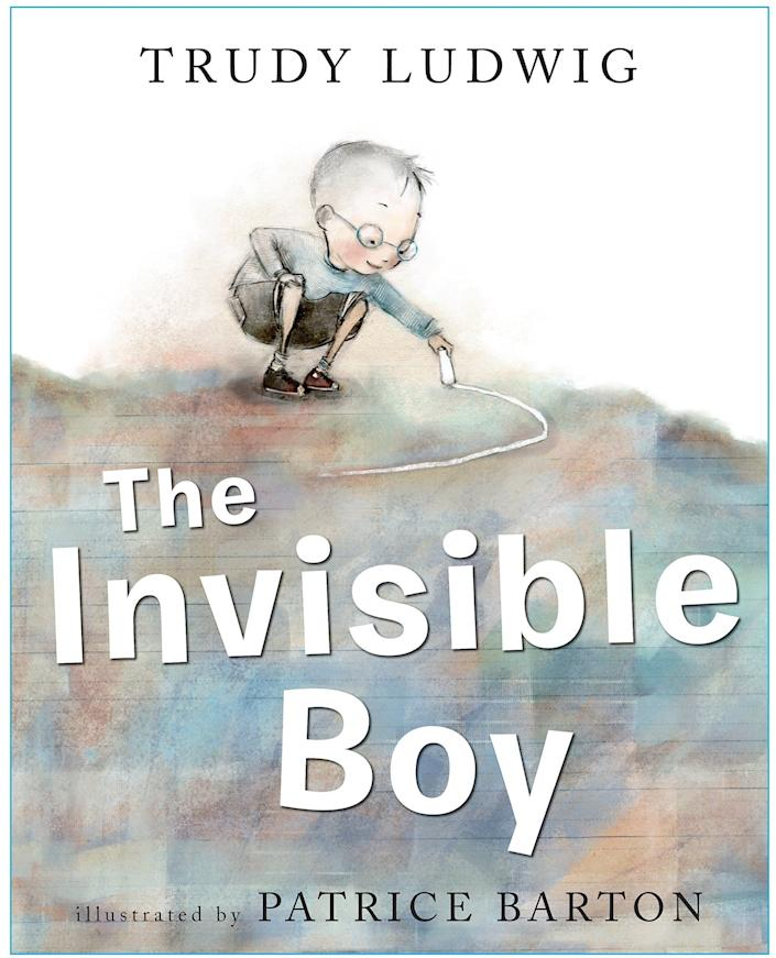 "It's common to feel left out, but this story highlights the power of friendship and inclusion. <i>(Available <a href=""https://www.amazon.com/Invisible-Boy-Trudy-Ludwig/dp/1582464502"" rel=""nofollow noopener"" target=""_blank"" data-ylk=""slk:here"" class=""link rapid-noclick-resp"">here</a>)</i>"