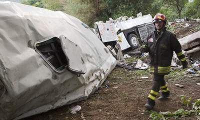 Italy Crash: Doctors' Life And Death Decisions