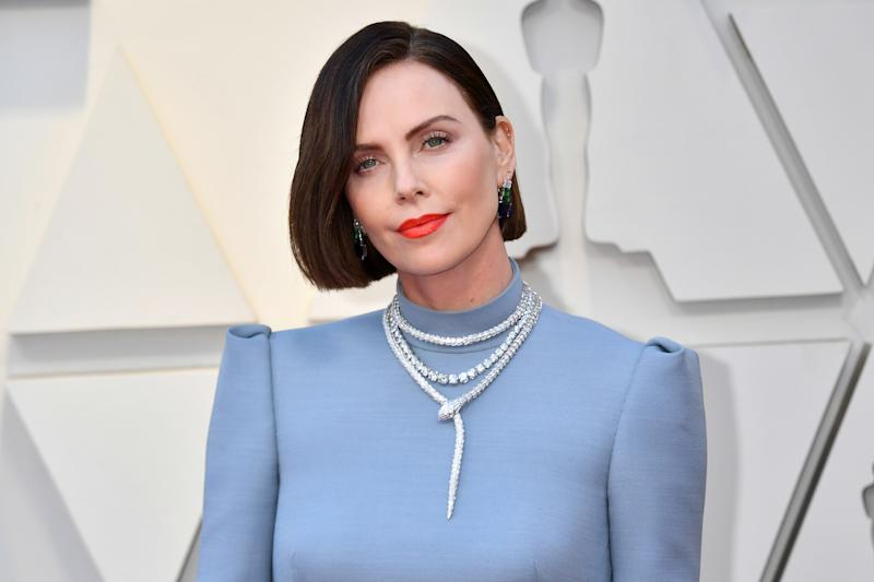 Casting Directors Wanted Charlize Theron in   Wonder Woman —as Wonder Woman's Mom