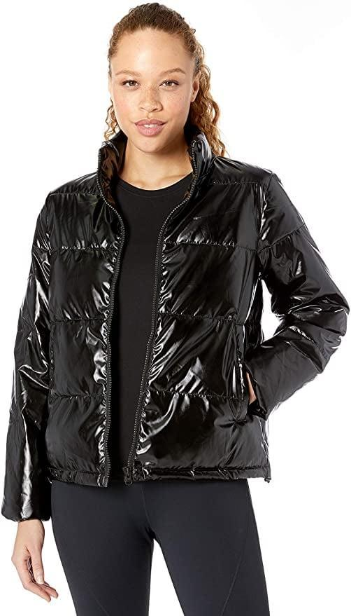 <p>Fall calls for this cute <span>Core 10 High Shine Insulated Puffer Full-Zip Boxy Fit Jacket</span> ($79).</p>