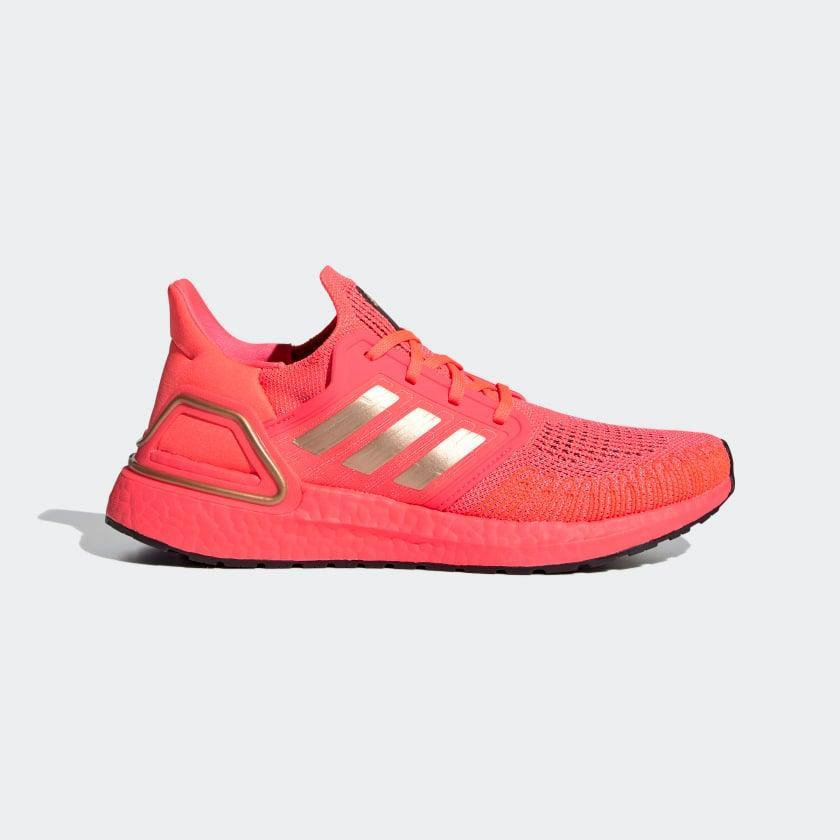 "<h2>Adidas</h2><br><strong>Dates: </strong>Nov. 22 - 28<br><strong>Sale: </strong>Up to 50% off select items<br><strong>Promo Code: </strong>None<br><br><em>Shop </em><strong><a href=""http://adidas.com"" rel=""nofollow noopener"" target=""_blank"" data-ylk=""slk:Adidas"" class=""link rapid-noclick-resp""><em>Adidas</em></a></strong><br><br><strong>Adidas</strong> Ultraboost 20 Sneakers, $, available at <a href=""https://go.skimresources.com/?id=30283X879131&url=https%3A%2F%2Fwww.adidas.com%2Fus%2Fultraboost-20-shoes%2FFW8726.html"" rel=""nofollow noopener"" target=""_blank"" data-ylk=""slk:Adidas"" class=""link rapid-noclick-resp"">Adidas</a>"