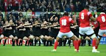 The sight of New Zealand and Tonga facing off thrilled fans in 2015