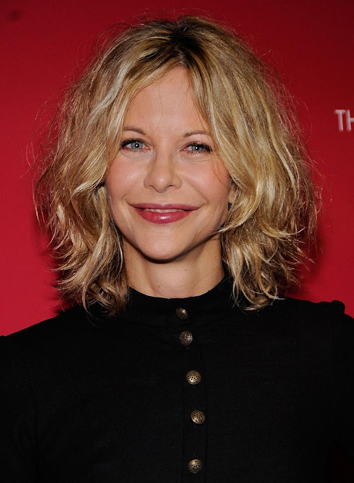 "<a href=""http://movies.yahoo.com/movie/contributor/1800017434"">Meg Ryan</a> at the New York City Cinema Society Screening of <a href=""http://movies.yahoo.com/movie/1809926850/info"">The Women</a> - 09/11/2008"