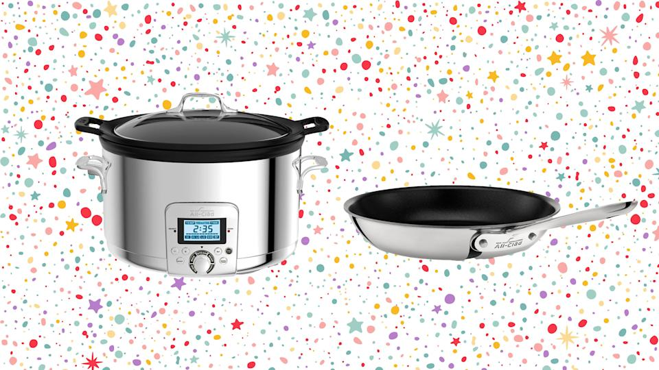 Save big on cookware and kitchen essentials at the All-Clad VIP Sale right now.