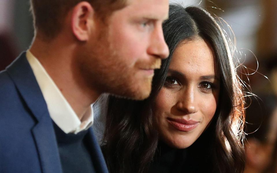 Meghan, Duchess of Sussex, and Prince Harry have an army of US superfans