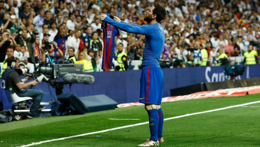 <p>There is no doubting Messi's credentials as one of the all-time greats, however the 29-year-old magician was enduring a six-game El Clasico baron spell before Sunday night's brace.</p> <br /><p>But the Argentina international proved yet again that he can steal the show on the biggest stages and was the imperative cog in Luis Enrique's winning machine.</p> <br /><p>There have been doubters of the Barca hero's ability to produce in the big games, but the four-time Ballon D'Or winner silenced critics with a typically sensational Messi-like performance proving he is still capable of greatness.</p>