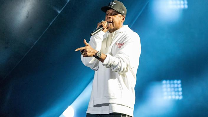 """<ul> <li><strong>Net worth: </strong>$1 billion</li> </ul> <p>Jay-Z, born Shawn Carter, is a rapper, songwriter and entrepreneur as well as a record, film and television producer. He co-founded Rocawear clothing with Damon Dash, who later left the business. The company rights were sold to Iconix Brand Group for $204 million in 2007. He sold a significant majority share of Tidal, his music streaming service, to financial services provider Square for nearly $300 million in 2021. He also has multiple lucrative endorsement contracts. He is often quoted as saying that he's not a """"businessman, (he's) a business, man.""""</p> <p><small>Image Credits: Rmv / Shutterstock.com</small></p>"""