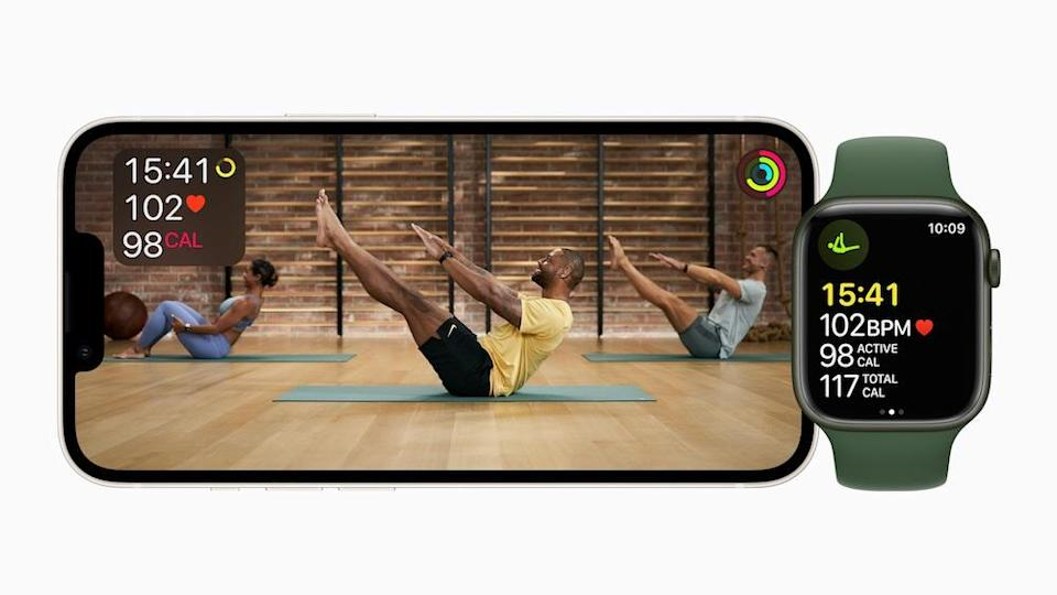 Pilates is one new workout you can look forward to once Fitness+ arrives on our shores. — Picture courtesy of Apple