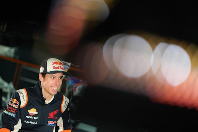 "Alex Marquez, Repsol Honda Team <span class=""copyright"">Repsol Media</span>"