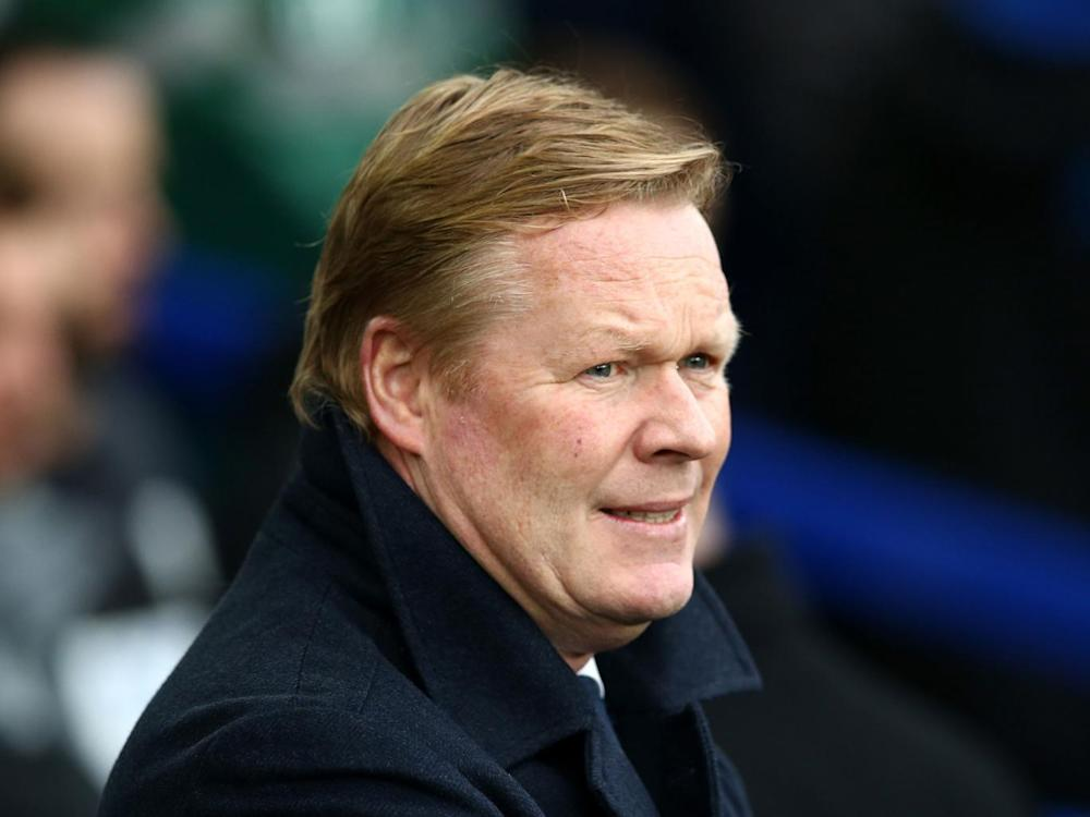 Koeman was livid about James McCarthy's hamstring injury