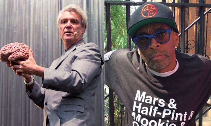 Spike Lee to direct film adaption of David Byrne's American Utopia