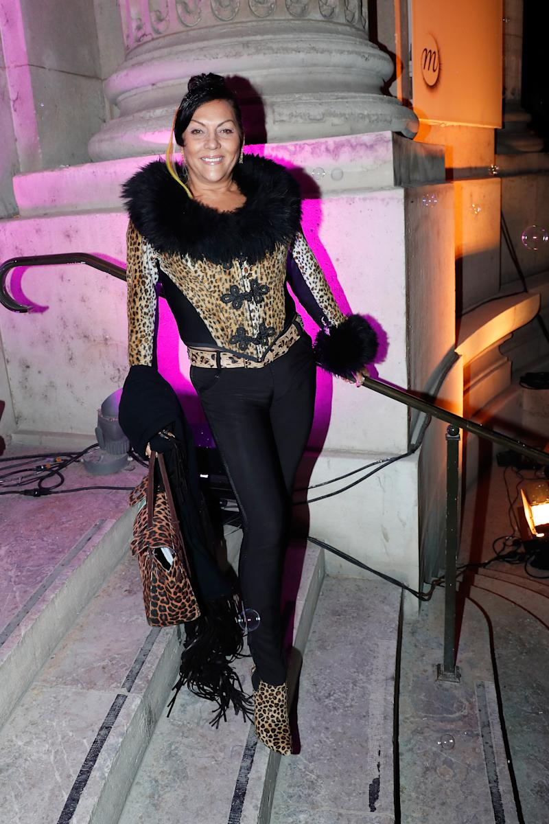 Princess Hermine de Clermont-Tonnerre attends the Avon Life Colour Party By Kenzo Takada as part of the Paris Fashion Week Womenswear Spring/Summer 2019 on October 1, 2018 in Paris, France.