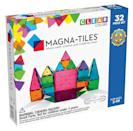 <p>Shapes, colors, and creativity can all be taught with this <span>Magna-Tiles 32-Piece Clear Colors Set</span> ($47, originally $50). The magnetic building kit allows kids to channel their inner architect and develop creativity. </p>