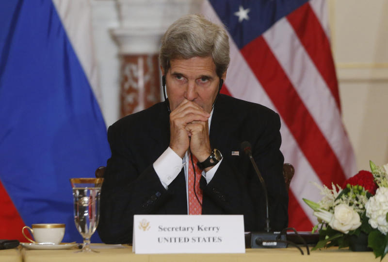 Kerry trip to Brazil, Colombia could be chilly