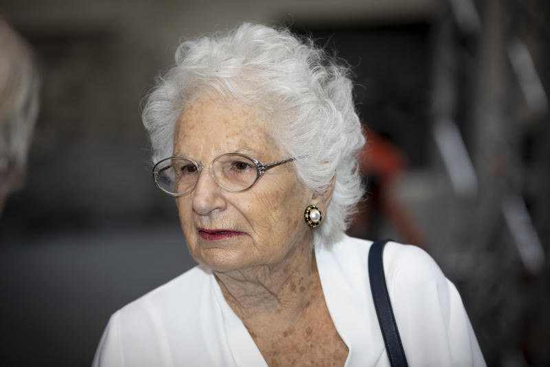 Insulti e minacce, Liliana Segre avrà la scorta (photo by Marco Piraccini/Archivio Marco Piraccini/Mondadori via Getty Images)