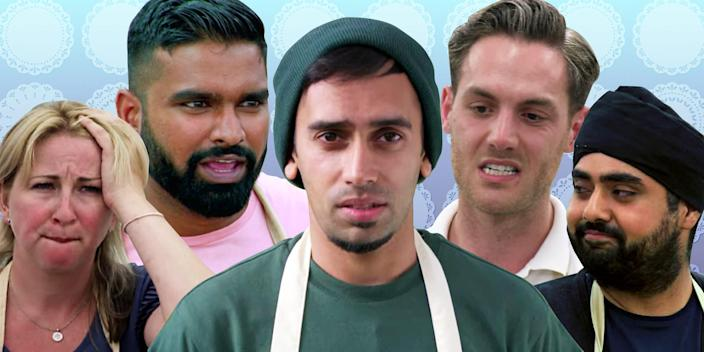 worst things about competing great british baking show 2x1