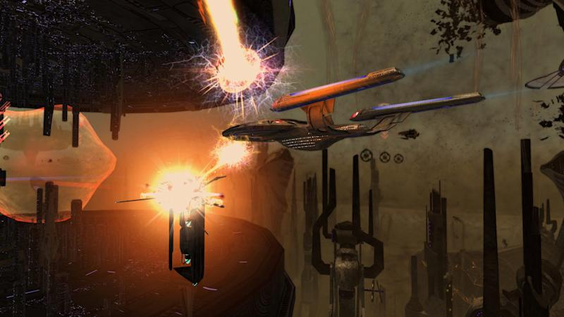 'Star Trek Online' players will soon be able to order 3D models of their ships