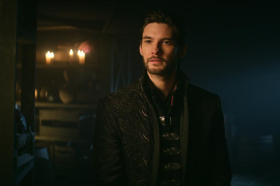 Ben Barnes as the Darkling, or General Kirigan, in Shadow And Bone. (Photo: Netflix)
