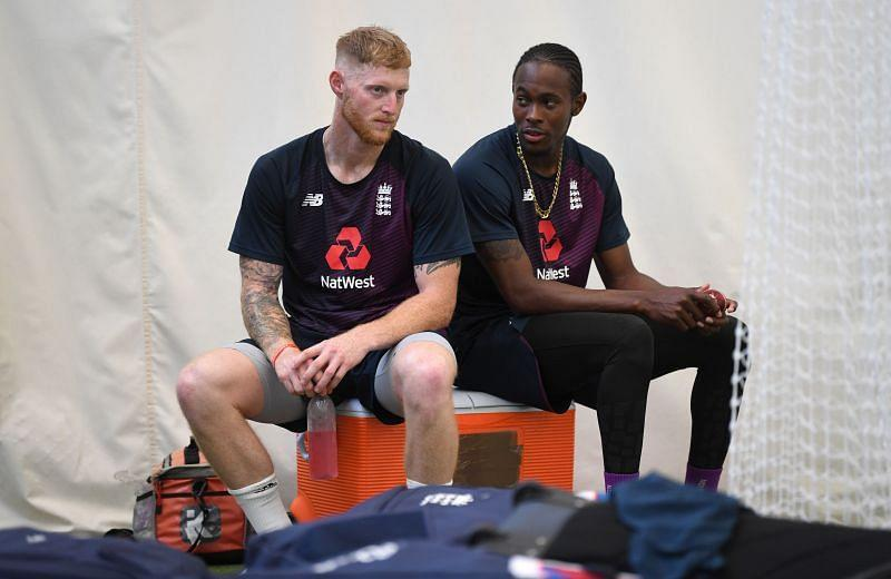 Ben Stokes backed Jofra Archer after he shut down a troll who was miffed by England's invitation to the bowler to lead the team out on the field