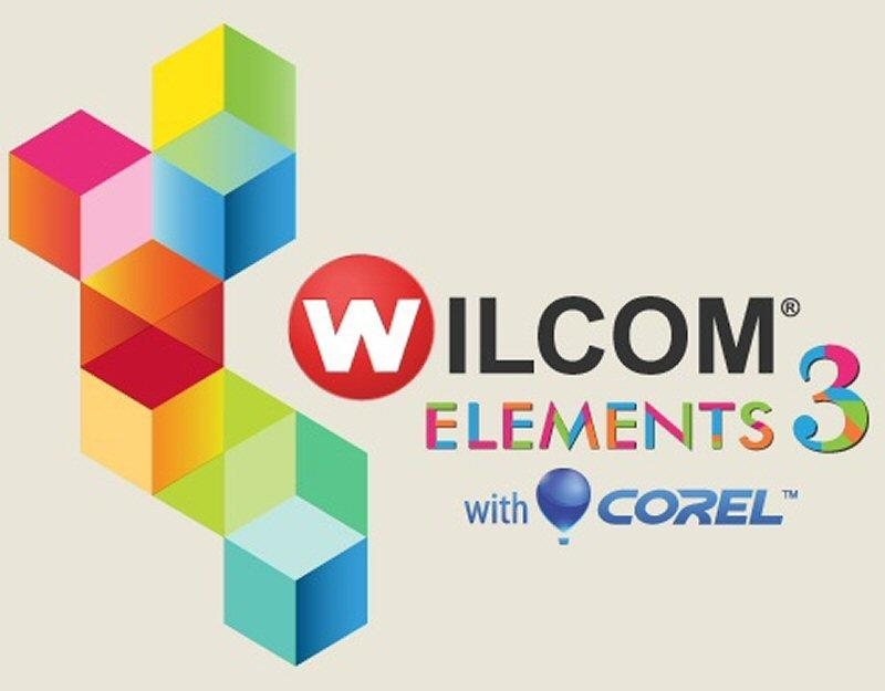 Wilcom and Corel Introduce New Elements 3 Product Suite for Apparel Decoration Design