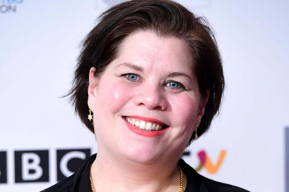 Katy Brand set up the Hungry Children Christmas Fund after her disappointment at MPs voting against Manchester United footballer Marcus Rashford's school meals campaign