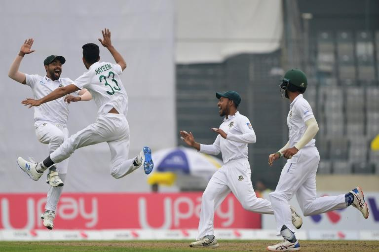 Zimbabwe trail by 286 runs against Bangladesh in one-off Test