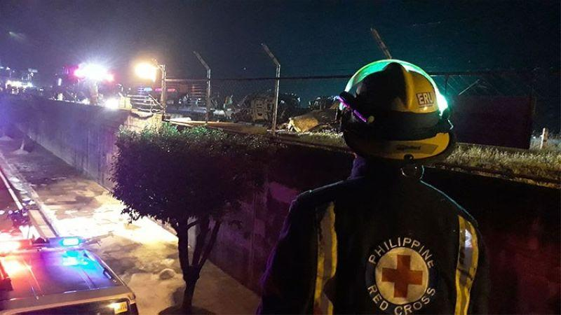 8 dead in Philippine plane crash