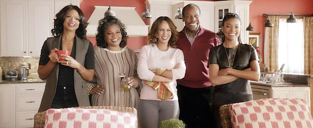 <p>One year removed from the death of his beloved wife, Walter Meyers (Danny Glover) attempts to carry on the tradition of hosting a large family Christmas, but finds himself stymied by squabbling and his own latent grief. Not that <em>Almost Christmas </em>is in any way a mournful dirge: Thanks to an ace ensemble that includes Romany Malco, Mo'Nique, and J.B. Smoove, there are plenty of laughs (and tears) to be found at this spirited family reunion. —<em>E.A.</em> (Available on Amazon, Google Play, iTunes, Vudu, YouTube)<br><em>(Photo: Universal Pictures/courtesy Everett Collection)</em> </p>