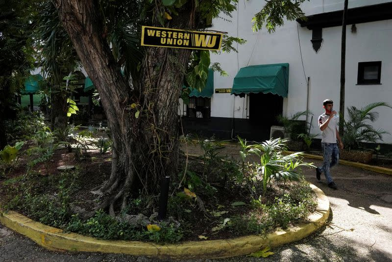Western Union to end remittances service in Cuba due to U.S. sanctions