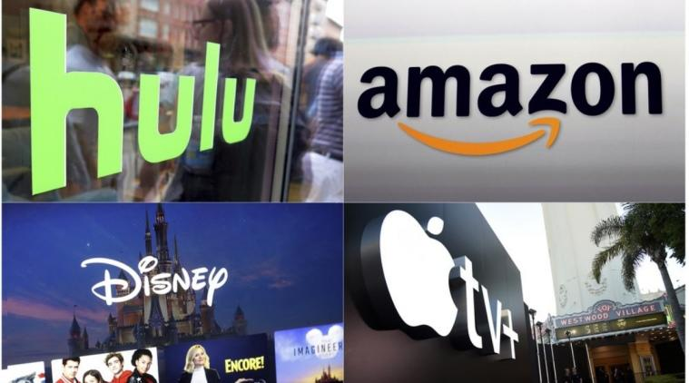 Streaming companies in US