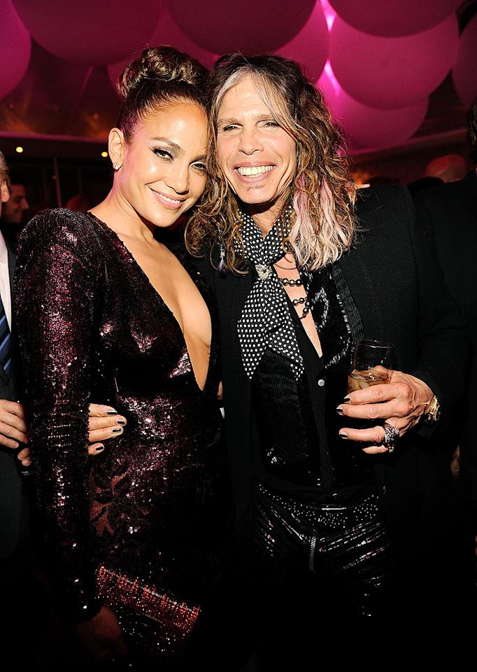 TV's cutest couple: J.Lo and S.Ty!