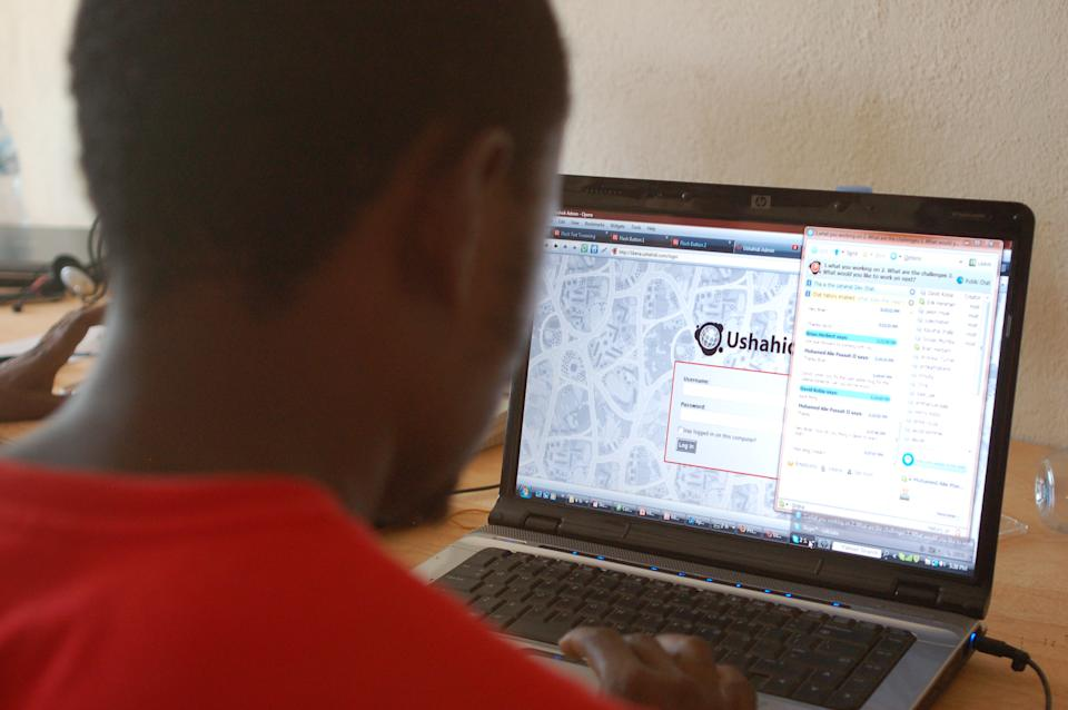 Since 2008, there have been no confirmed incidents of government filtering or interference with online communication. The Global Internet Speed Report released in March 2012 ranked Kenya after Ghana as the second country in Africa with the highest internet speed. (Photo: Erik Hersman/Flickr)