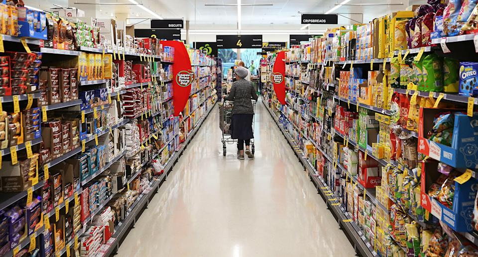 Markdowns differ between stores and depend on stock levels and customer demand. Source: Getty/File