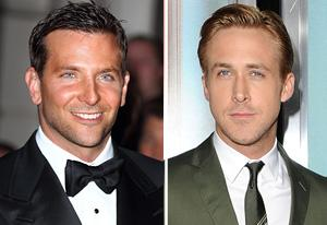 Bradley Cooper, Ryan Gosling | Photo Credits: Mike Marsland/WireImage.com; Steve Granitz/WireImage.com