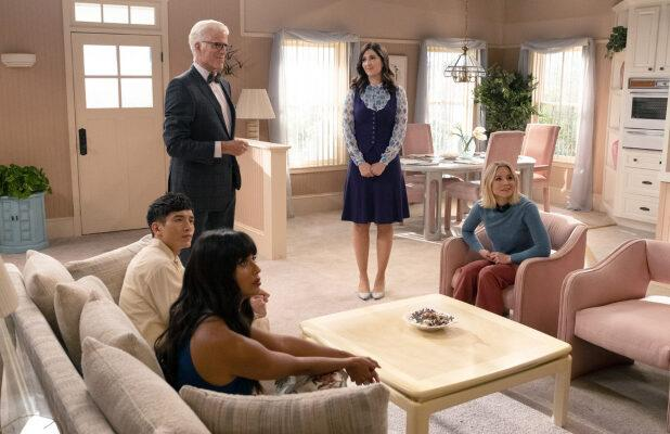 'Good Place' to Get Extended Series Finale and a Seth Meyers-Hosted Aftershow