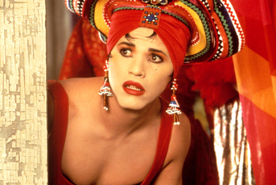 Leguizamo as Chi-Chi in 'To Wong Foo' (Photo: MCA/Courtesy Everett Collection)