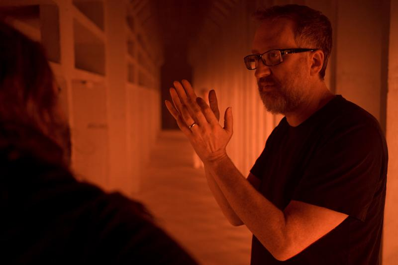 Writer and director James Gray. (PHOTO: Walt Disney)