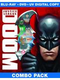 Justice League: Doom Box Art