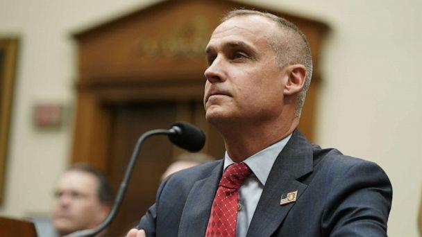PHOTO: Corey Lewandowski, President Trump's former campaign manager and close confidant, is seated to testify before the U.S. House Judiciary Committee's first hearing of their impeachment investigation on Capitol Hill in Washington, Sept. 17, 2019. (Joshua Roberts/Reuters)