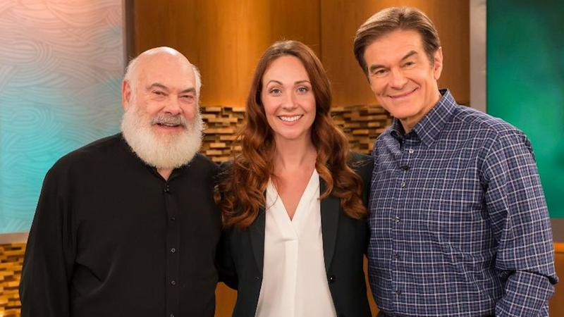 Grace en el The Dr Oz Show.