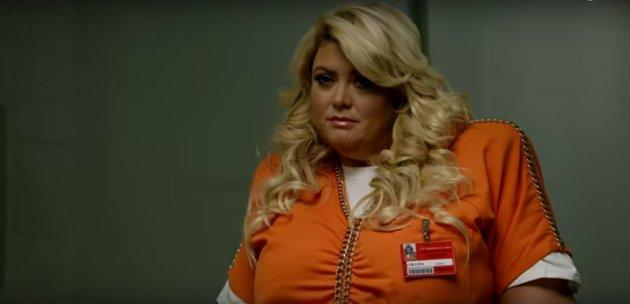 Gemma Collins stars in a new 'OITNB' promo