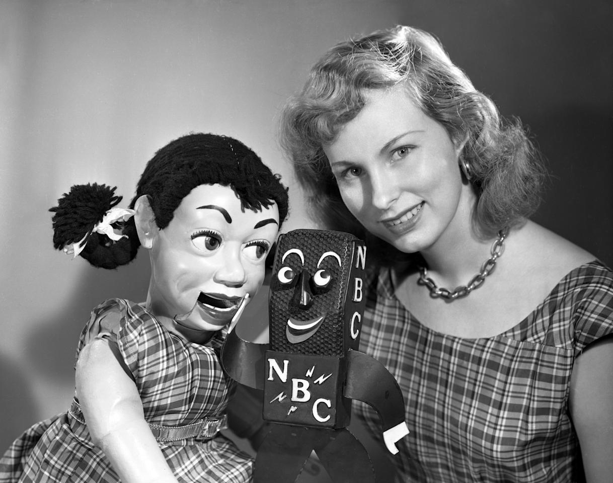 Did you know the first-ever Emmy winner was a woman? Ventriloquist Shirley Dinsdale won the very first Emmy for her performance in <em>Judy Splinters</em>.