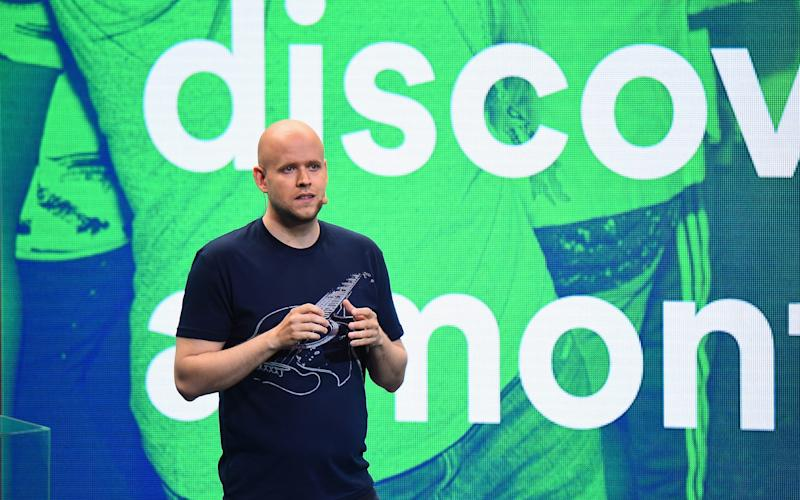 Spotify boss to invest €1bn of his own money to create European 'supercompanies'