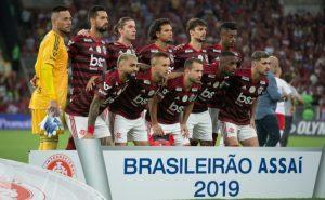 Time do Flamengo