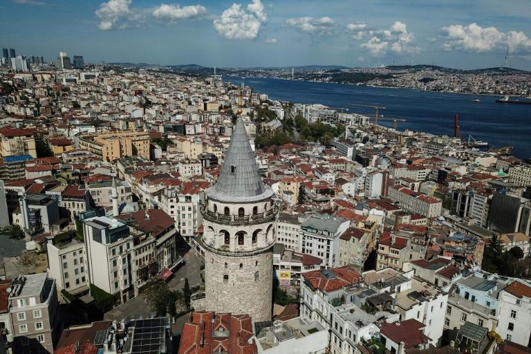 Istanbul in uproar over restoration damage to iconic tower