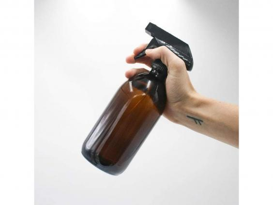 Have a water spray bottle to hand to spritz your dough (Ecovibe)