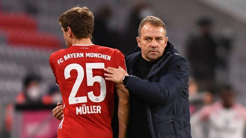 FC Bayern Muenchen v 1. FSV Mainz 05 - Bundesliga | Pool/Getty Images