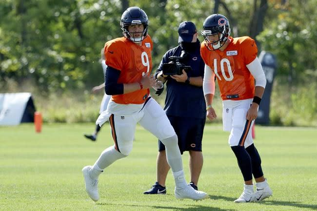 Bears, Lions hope to start strong after disappointing year